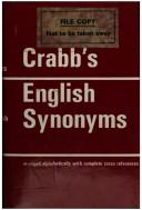 Download Crabb's English Synonyms