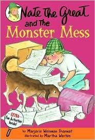 Download Nate the Great and the monster mess