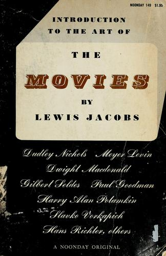 Download Introduction to the art of the movies