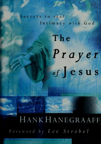 Download The prayer of Jesus