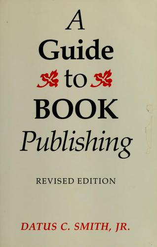 Download A guide to book publishing