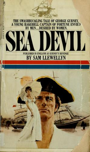 Sea devil by Sam Llewellyn