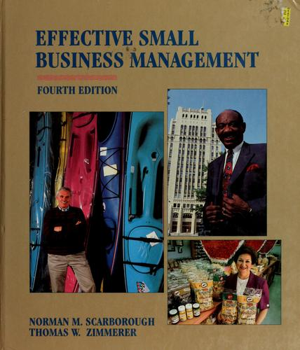 Download Effective small business management