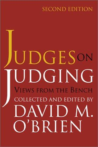 Download Judges on Judging