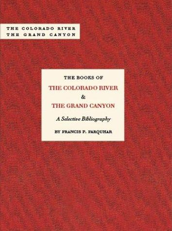 Download The Books of the Colorado River & the Grand Canyon