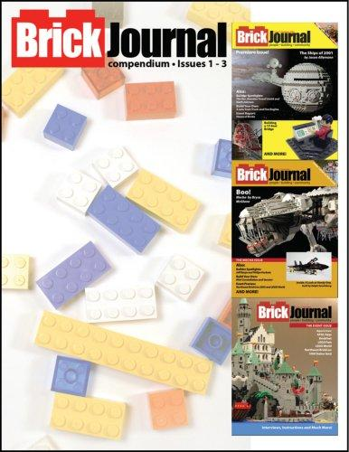Image for BrickJournal Compendium Volume 1 Issues 1 - 3