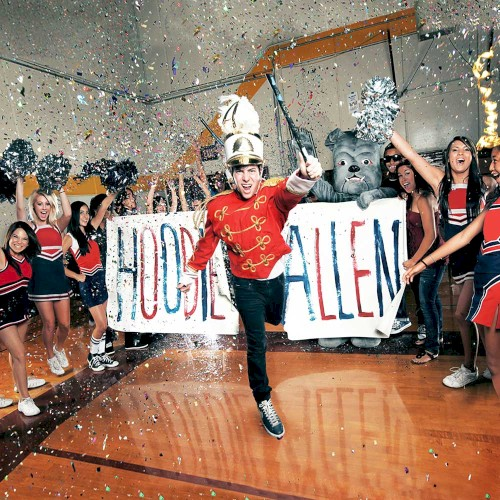 Hoodie Allen - Words Of Wisdom (Ft. Two Door Cinema Club)