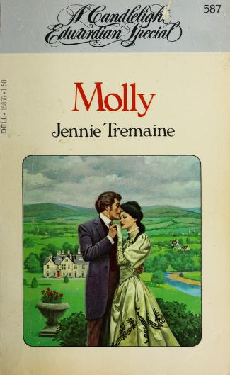 Molly (Candlelight Edwardian #587) by Jennie Tremaine, (aka) Marion Chesney