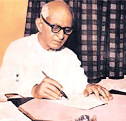 Photo of Kanaiyalal Maneklal Munshi