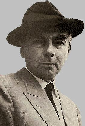 Photo of Erich Kästner