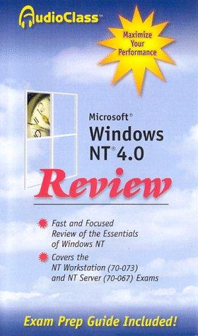 Microsoft Windows NT 4.0 Review by Steven Tate